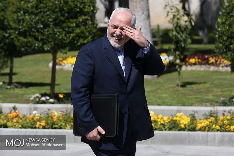 محمد جواد ظریف وارد دمشق شد