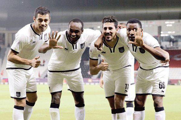 تیم فوتبال السد قطر 29 آبان وارد تهران می شود