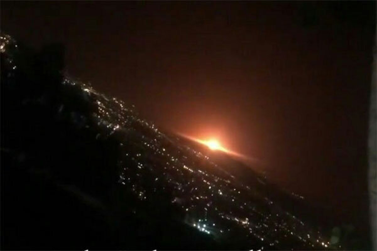 جزئیات وقوع انفجار در شرق پایتخت/ حادثه تلفاتی نداشت