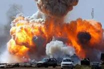 ۱۰ کشته و ۵۰ زخمی بر اثر انفجار در کریمه