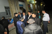 ورود اولین گروه از زائران خارجی اربعین حسین به آستارا