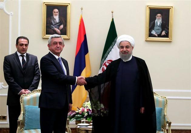 انرژی و گردشگری مهمترین ظرفیتهای همکاری ایران و ارمنستان
