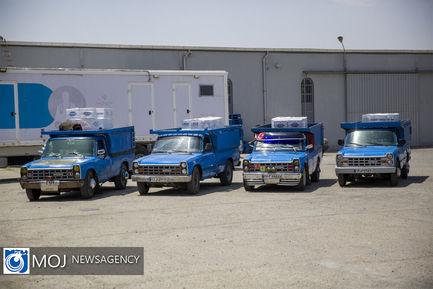 ارسال کمک های ویژه مقابله با کرونا به سیستان و بلوچستان