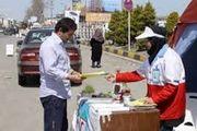 توزیع بیش از 16 هزار اقلام فرهنگی در بین مسافران در اردبیل