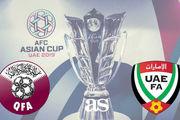 ترکیب تیم ملی فوتبال امارات و قطر مشخص شد