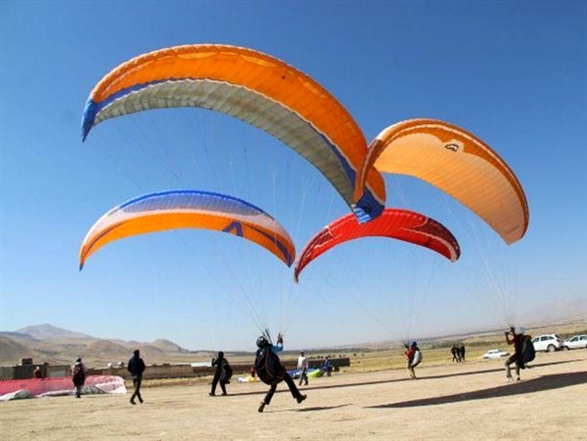 ۶ سایت ورزش هوایی در اردبیل راه اندازی می شود
