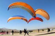 برگزاری افتتاحیه جشنواره ورزشهای هوایی یگان ویژه ناجا