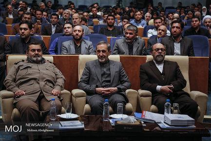 اختتامیه جشنواره جهادگران علم و فناوری/ولایتی/فیروزآبادی