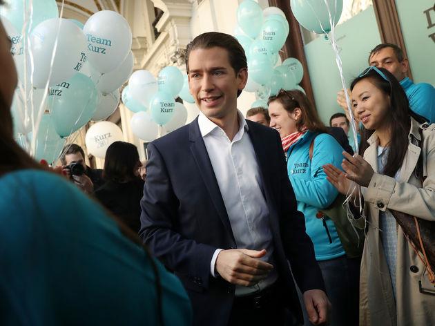 سلام اتریش به جوان ترین صدراعظم تاریخ