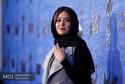 هشتمین روز سی و هفتمین جشنواره فیلم فجر/پریناز ایزدیار