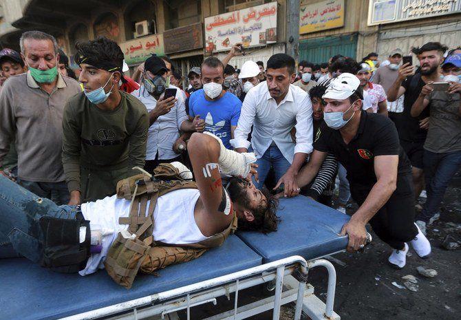 درخواست عفو بین الملل از دولت عراق