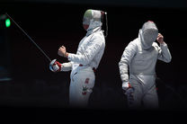 حضور شمشیرباز اردبیلی در اردوی تیم ملی