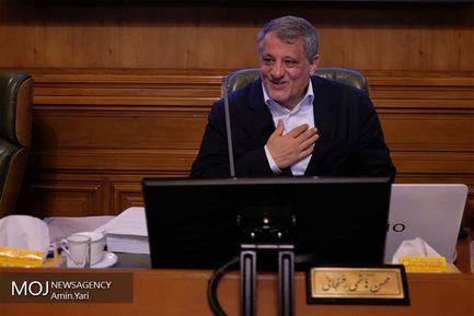 محسن هاشمی رفسنجانی رییس شورای اسلامی شهر تهران
