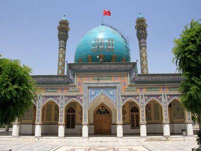 نگاهی به بقعه امامزاده محمدبن حسن(ع) الیگودرز معروف به «کریم لرستان»