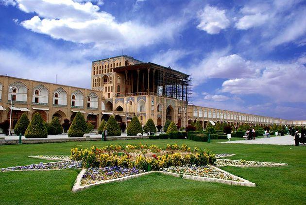 نماد کاخ عالی قاپوی اصفهان در نمایشگاه بین المللی گردشگری ایران برپا می شود