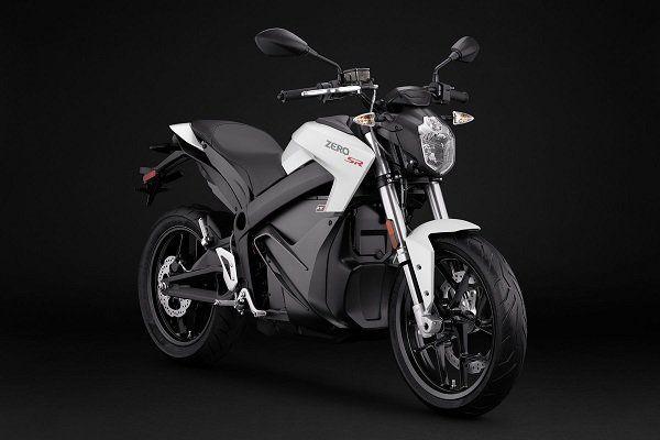 موتور سیکلت برقی با برد 320 کیلومتر