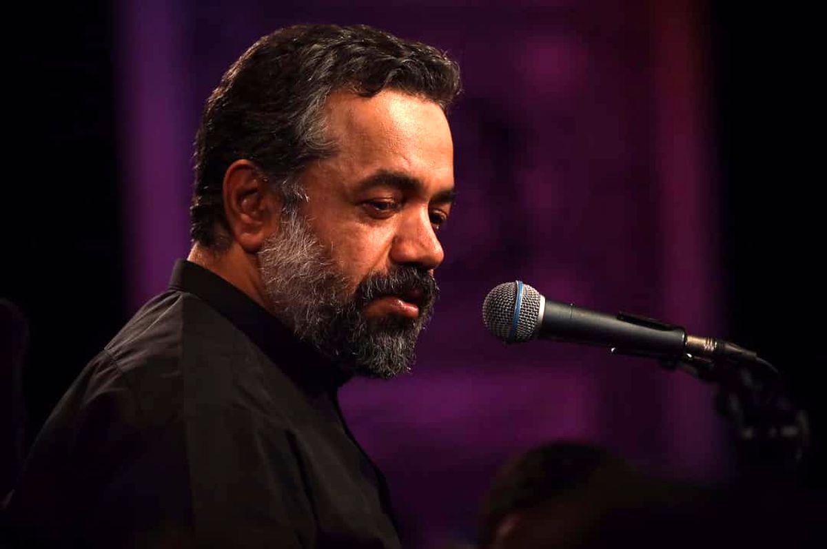 دانلود مداحی با صدای محمود کریمی ویژه اربعین