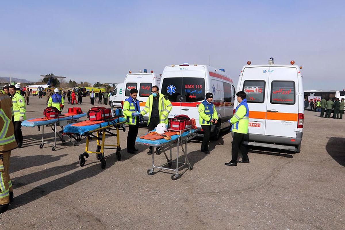 فوت 4 نفر در حوادث ترافیکی طی هفته گذشته