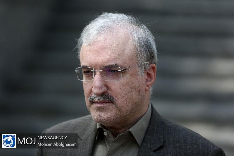 ساختمان پیراپزشکی مازندران با حضور سعید نمکی افتتاح شد
