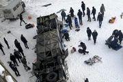 حادثه خونین در شرق روسیه، ۱۹ کشته برجا گذاشت