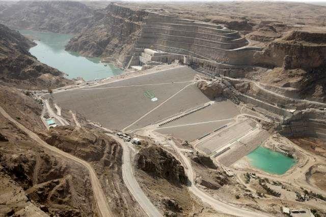 89 میلیون مترمکعب از ذخایر سدهای خوزستان کم شد