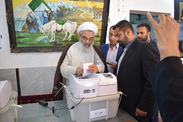 نامزدهای انتخاباتی ظرفیت برد و باخت داشته باشند