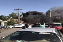 انفجار مقابل مسجد جامع هرات