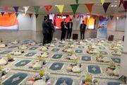 توزیع 85 بسته معیشتی توسط شرکت گاز بین نیازمندان در اصفهان