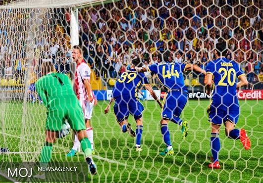شانس بالاتر روستوف از زسکا برای صعود از مرحله گروهی لیگ قهرمانان اروپا + عکس