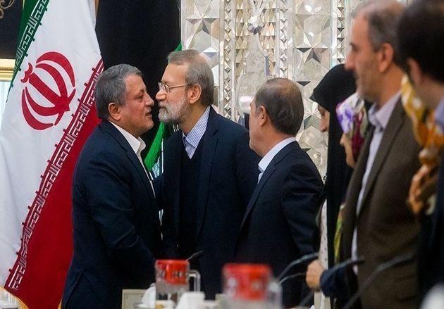 اعضای شورای شهر با رئیس مجلس شورای اسلامی دیدار کردند