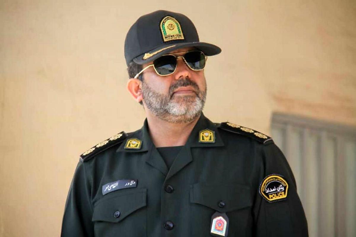 ضارب شهدای مدافع وطن دستگیر شد