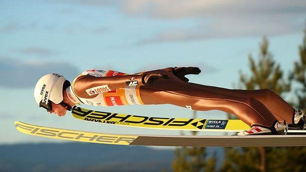 شکسته شدن رکورد جهانی اسکی پرش در نروژ