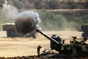 حمله رژیم صهیونیستی به مواضع گروه مقاومت در نوار غزه