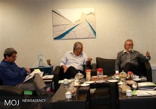 جلسه هیات مدیره بنیاد رودکی در برج آزادی تشکیل شد