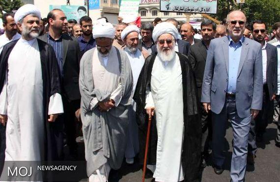 استاندار گیلان از حضور حماسی مردم در راهپیمایی روز قدس قدردانی کرد