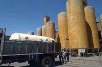اکسیژن اهدایی فولاد آلیاژی ایران در ریه های یزد