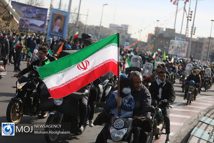 یوم الله ۲۲ بهمن در تهران (۳)