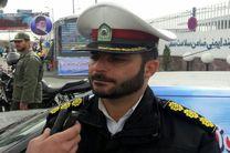 ترافیک نیمه سنگین هراز و فیروزکوه/پلیس آماده پذیرایی زائران است