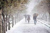بارش برف و باران از امروز اردبیل را فرا می گیرد