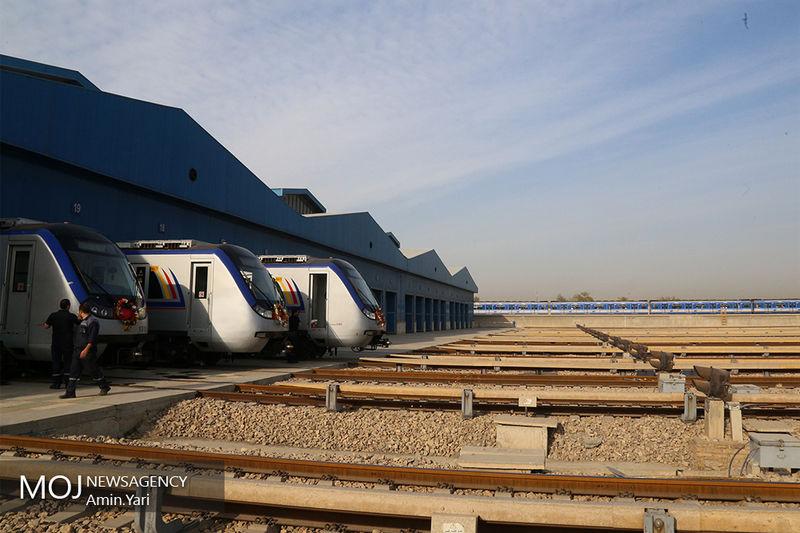 خط 4 یکی از خطوط پرتردد متروی تهران است