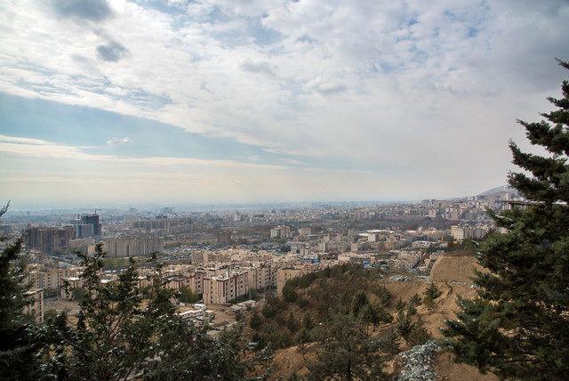 آلایندگی هوای تهران کاهش می یابد