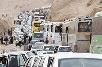 آخرین وضعیت ترافیکی جاده های مرزی برای اربعین اعلام شد