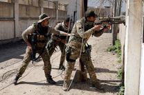 لحظه به لحظه با سربازان عراقی در موصل