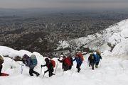 مرگ 2 کوهنورد در ارتفاعات البرز