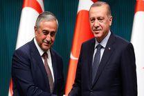 مصطفی آکینجی: قبرس شمالی در کنار مردم و دولت ترکیه است