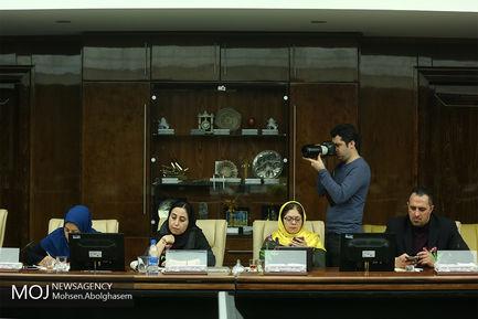 نشست خبری وزیر نیرو - ۱۳ بهمن ۱۳۹۷