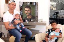 رونالدو مجددا پدر می شود