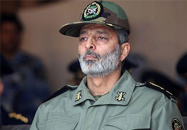پیوستن فرمانده کل ارتش به پویش سراسری «ما توانستیم»