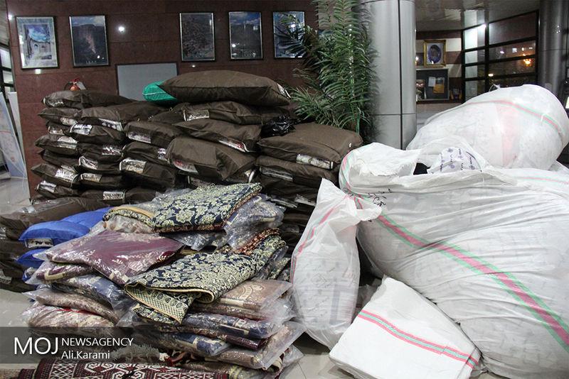 هرمزگان به کمک سیلزدگان میشتابد/ارسال ۱۱ کامیون از کمکهای مردمی به مناطق سیل زده خوزستان