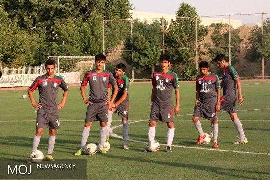 از ۲۵ بازیکن به اردوی تیم ملی فوتبال نوجوانان دعوت شد